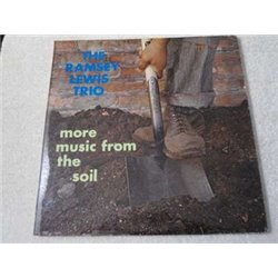 Ramsey Lewis Trio - More Music From The Soil LP Vinyl Record For Sale