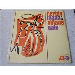 Herbie Mann - At The Village Gate LP Vinyl Record For Sale