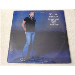 Willie Nelson - Somewhere Over The Rainbow LP Vinyl Record For Sale