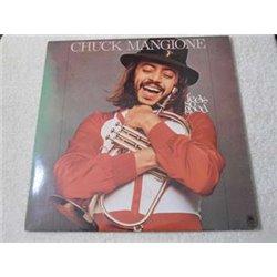 Chuck Mangione - Feels So Good LP Vinyl Record For Sale