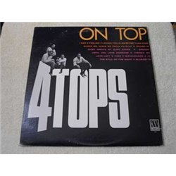 The Four Tops - On Top LP Vinyl Record For Sale