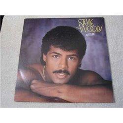 Stevie Woods - Attitude LP Vinyl Record For Sale