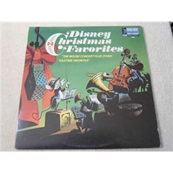 Walt Disney - Disney Christmas Favorites LP Vinyl Record For Sale