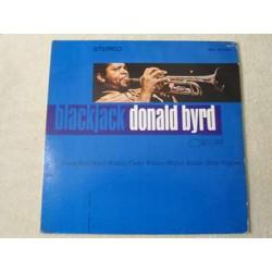 Donald Byrd - Blackjack LP Vinyl Record For Sale