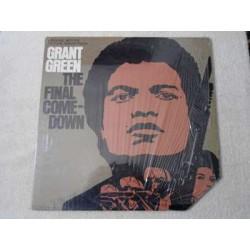 Grant Green - The Final Comedown Soundtrack LP Vinyl Record For Sale