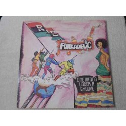 Funkadelic - One Nation Under A Groove LP Vinyl Record For Sale