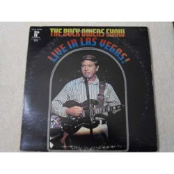 Buck Owens - Live In Las Vegas LP Vinyl Record For Sale