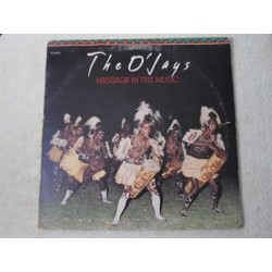 The O'Jays - Message In The Music LP Vinyl Record For Sale