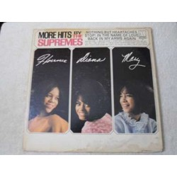 The Supremes - More Hits By The Supremes LP Vinyl Record For Sale