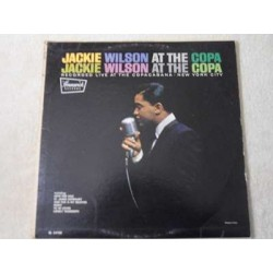 Jackie Wilson - At The Copa LP Vinyl Record For Sale