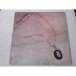 Barry White - Sings For Someone You Love LP Vinyl Record For Sale