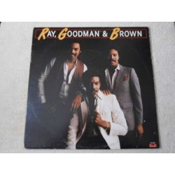 Ray, Goodman & Brown - Self Titled LP Vinyl Record For Sale