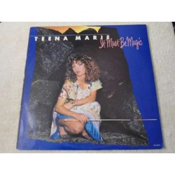 Teena Marie - It Must Be Magic LP Vinyl Record For Sale