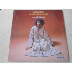 Alice Coltrane - Journey In Satchidananda LP Vinyl Record For Sale