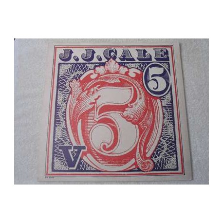 J.J. Cale - 5 LP Vinyl Record For Sale