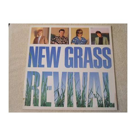 New Grass Revival - Self Titled LP Vinyl Record For Sale