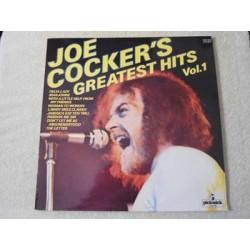 Joe Cocker - Greatest Hits Vol. 1 IMPORT LP Vinyl Record For Sale