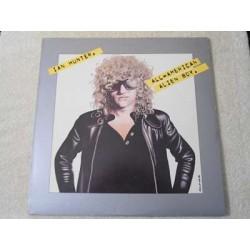 Ian Hunter - All-American Alien Boy LP Vinyl Record For Sale
