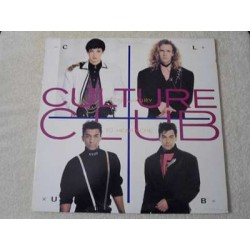 Culture Club - From Luxury To Heartache LP Vinyl Record For Sale