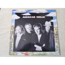 Crosby Stills Nash & Young - American Dream LP Vinyl Record For Sale