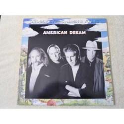 Crosby Stills Nash & Young - American Dream LP Vinyl Record For Sale