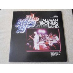 Allman Brothers Band - The Story Of The Allman Brothers Band 2xLP IMPORT Vinyl Record For Sale