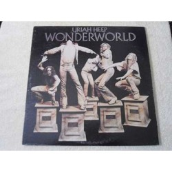 Uriah Heep - Wonderworld LP Vinyl Record For Sale