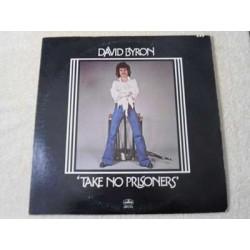David Byron - Take No Prisoners LP Vinyl Record For Sale