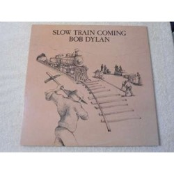 Bob Dylan - Slow Train Coming LP Vinyl Record For Sale