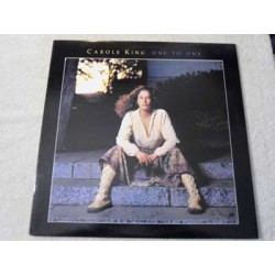 Carole King - One To One LP Vinyl Record For Sale