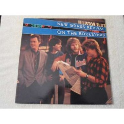 New Grass Revival - On The Boulevard LP Vinyl Record For Sale