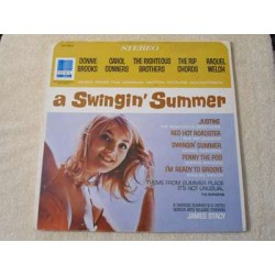 A Swingin' Summer - Music From The Motion Picture Soundtrack LP Vinyl Record For Sale