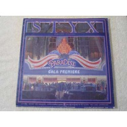 Styx - Paradise LP Vinyl Record For Sale