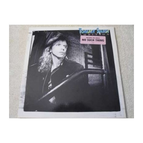 Tommy Shaw - Ambition LP Vinyl Record For Sale