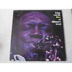 King Curtis - Live At Filmore West LP Vinyl Record For Sale
