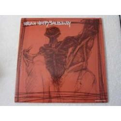 Uriah Heep - Salisbury LP Vinyl Record For Sale