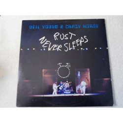 Neil Young & Crazy Horse - Rust Never Sleeps LP Vinyl Record For Sale