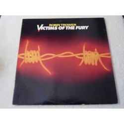 Robin Trower - Victims Of The Fury LP Vinyl Record For Sale