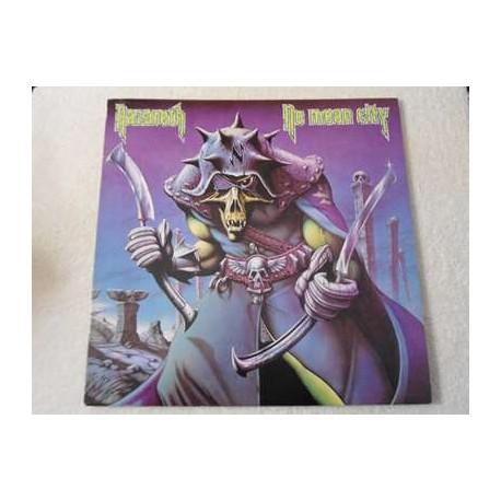 Nazareth - No Mean City LP Vinyl Record For Sale