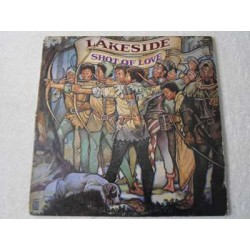 Lakeside - Shot Of Love LP Vinyl Record For Sale