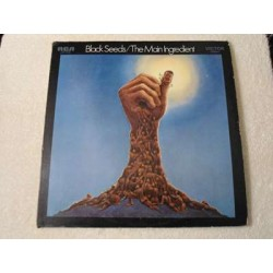 The Main Ingredient - Black Seeds LP Vinyl Record For Sale