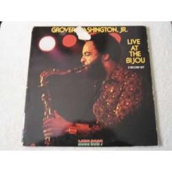 Grover Washington Jr. - Live At The Bijou LP Vinyl Record For Sale