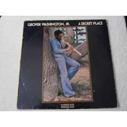 Grover Washington Jr. - A Secret Place LP Vinyl Record For Sale