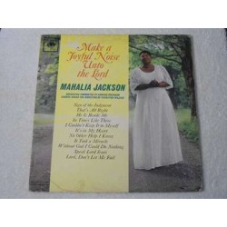 Mahalia Jackson - Make A Joyful Noise Unto The Lord LP Vinyl Record For Sale
