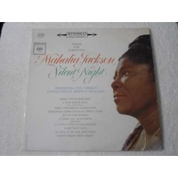 Mahalia Jackson - Silent Night / Songs For Christmas LP Vinyl Record For Sale