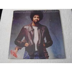Stanley Clarke - Modern Man LP Vinyl Record For Sale