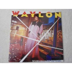 Waylon Jennings - Never Could Toe The Mark LP Vinyl Record For Sale