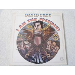 David Frye - I Am The President LP