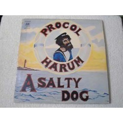 Procol Harum - A Salty Dog LP Vinyl Record For Sale