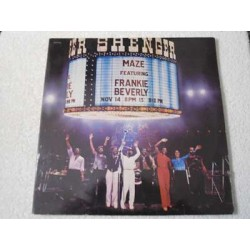 Maze - Live In New Orleans 2xLP Vinyl Record For Sale
